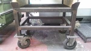 Manipulační vozik 600x800mm